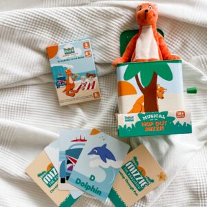 Gift Sets Mizzie 'Toddler Discovery' Gift Set
